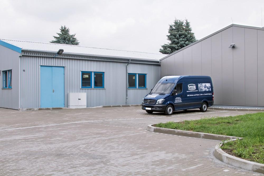 Maschinenfabrik Hennig Großröhrsdorf